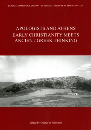Gunnar af Hällström -Apologists and Athens